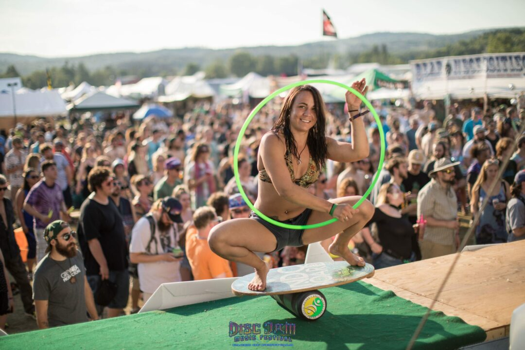 Disc Jam Music Festival adds Dopapod; schedules and hosts announced
