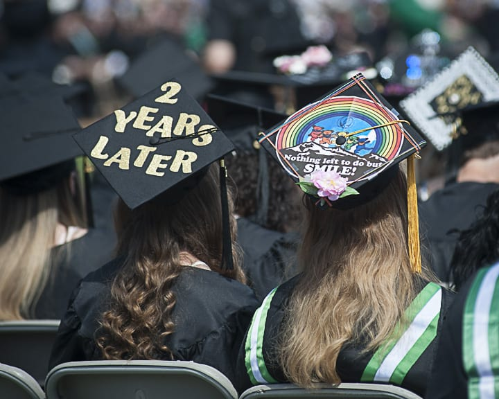 SPOTTED: Hudson Valley Community College graduation 2019