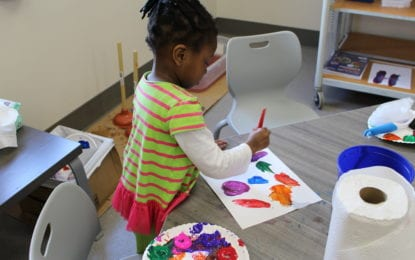 Colonie Youth Center hosts Art Experience and Show