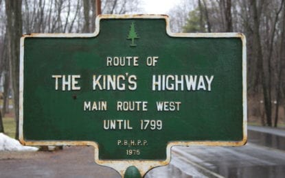 DISCOVER the VILLAGE of COLONIE: The Kings Highway