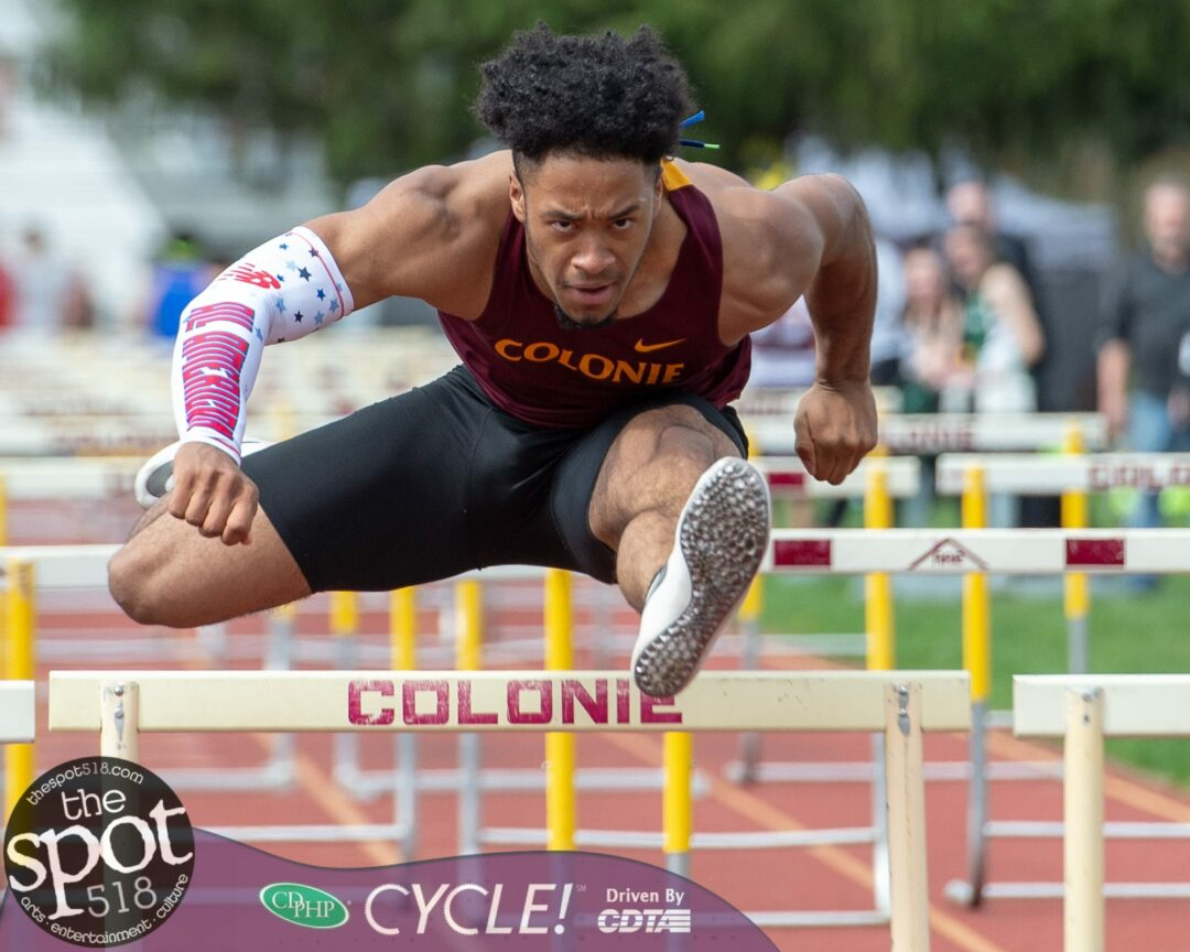 SPOTTED: The 54th Colonie Relays