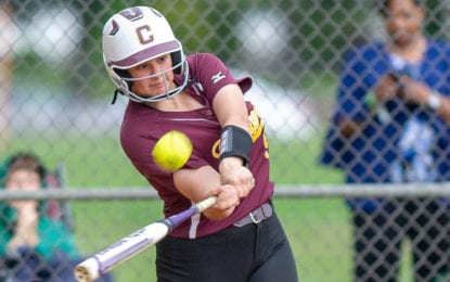 SPOTTED: Colonie uses the long ball to get by Saratoga on Senior Day