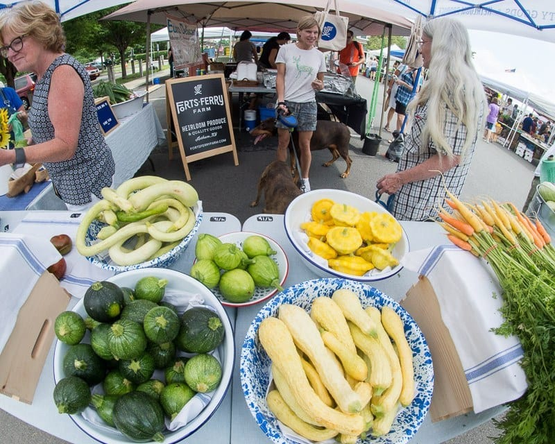 Colonie Farmers' Market kicks off Saturday, May 18