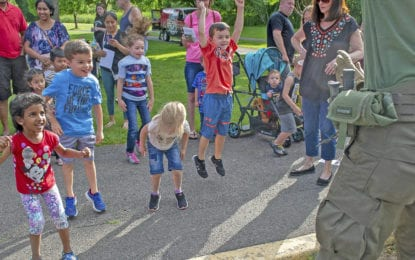 Colonie Community Night Out brings police and residents together without a call to 911 (w/photo gallery)