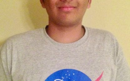 Shaker student lands NASA internship