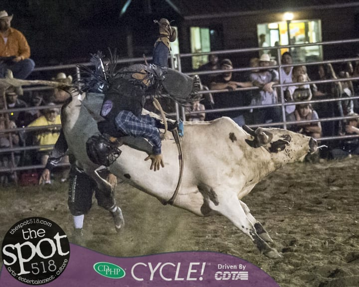 SPOTTED: Double M Professional Rodeo 2019 Opening Night June 28