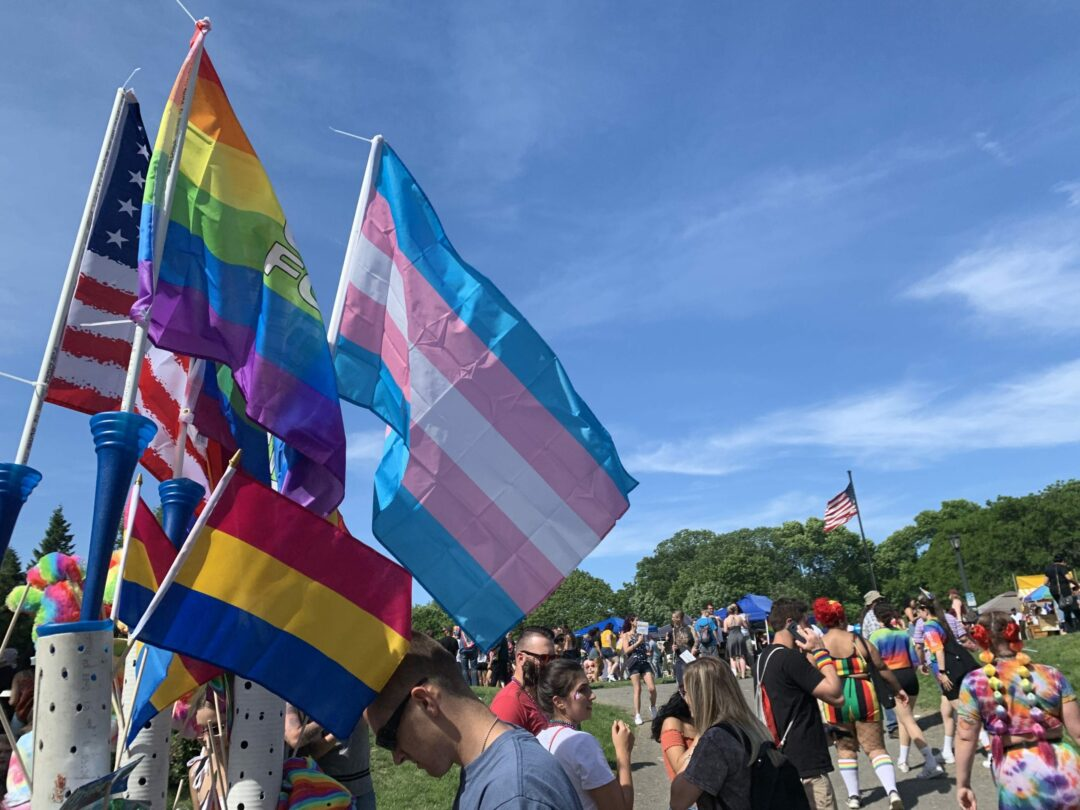 Albany marks 50 years of LGBTQ pride