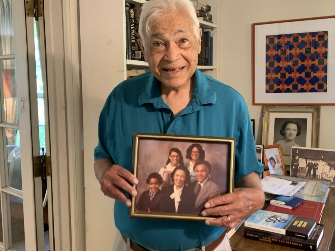 Delmar man traces family history — not separate, but equal — down through DNA