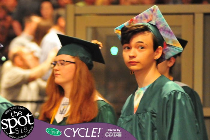 SPOTTED: RCS Gradution 2019 on Saturday, June 29, 2019
