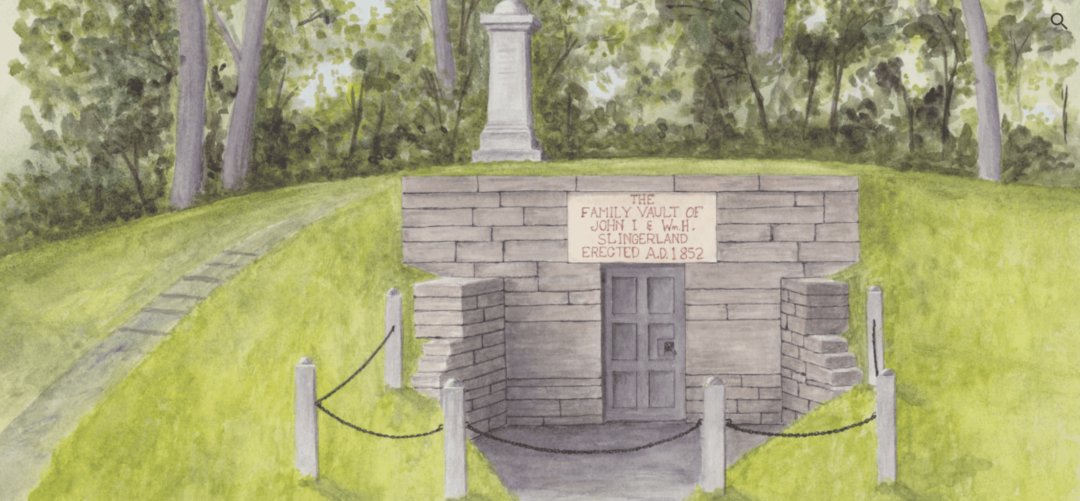 Organizers hope to raise awareness, funds for Slingerlands Family Burial Vault