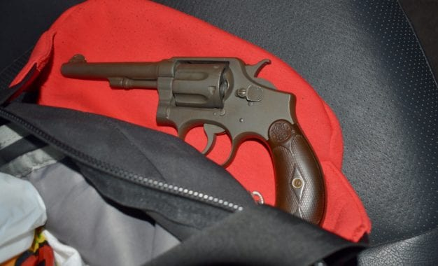 Albany teen found with stolen handgun after traffic stop in Colonie