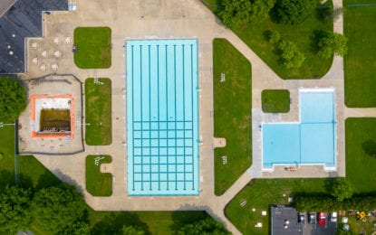 Bethlehem's Dive Pool closed for the season