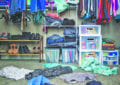 SHOW MONEY WHO'S BOSS: De-cluttering and digging deep