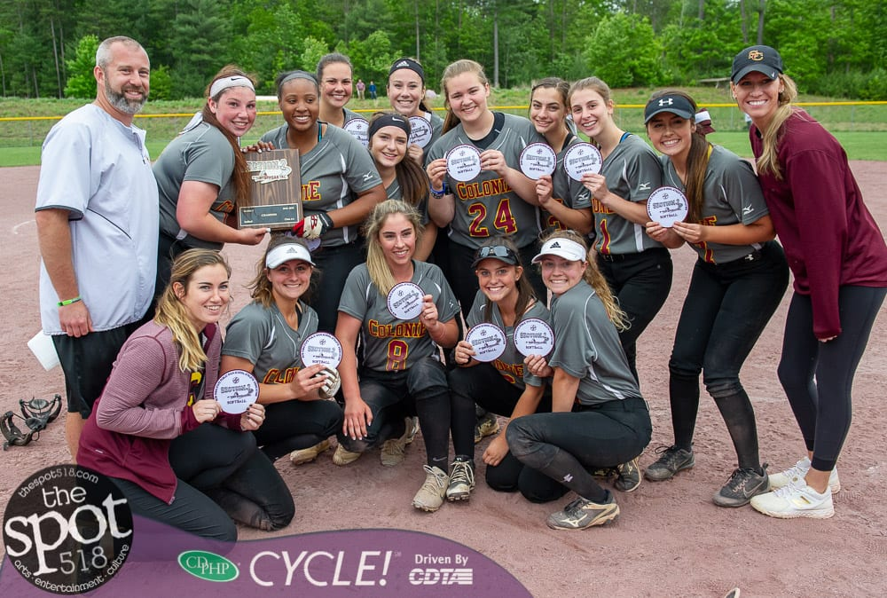 SPOTTED: Colonie wins the Section II, Class AA softball title (w/photo gallery and story)