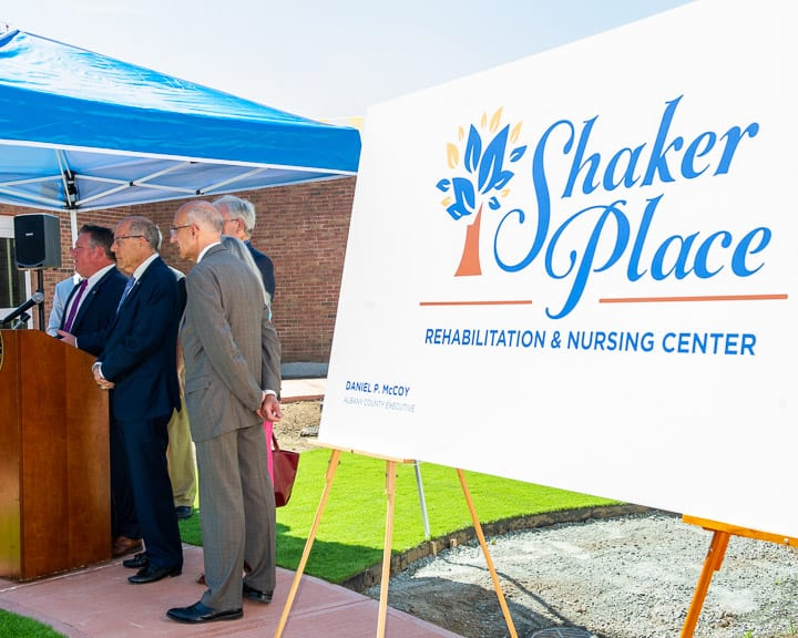 Albany County Nursing Home gets new name along with $80 million facelift