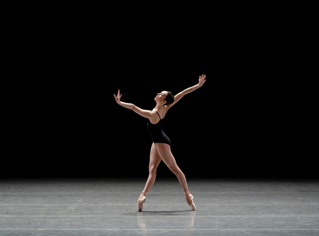 NYCB's Brittany Pollack shares what it's like to dance at SPAC