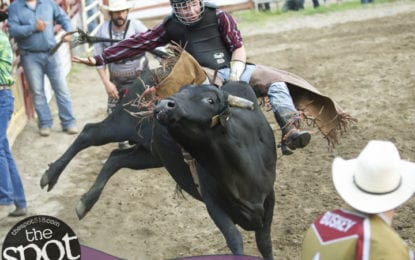 SPOTTED: Double M Professional Rodeo – 4th of July Celebration – Red White and Whoo Hoo