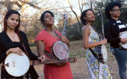 RECENTLY ANNOUNCED: Multi-Grammy winner Rhiannon Giddens returns