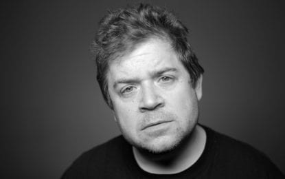 Comedian Patton Oswalt seeks out challenges that will keep his creativity flowing