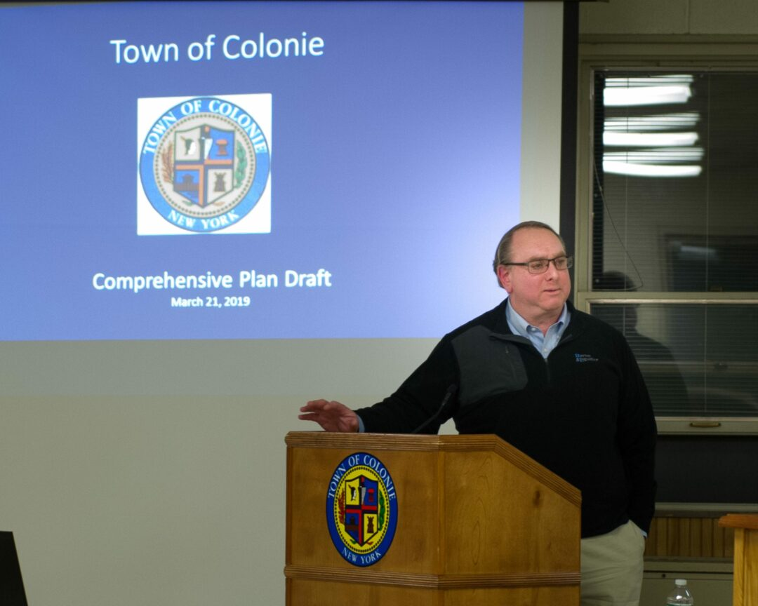 Town Board approves Colonie Comprehensive Plan