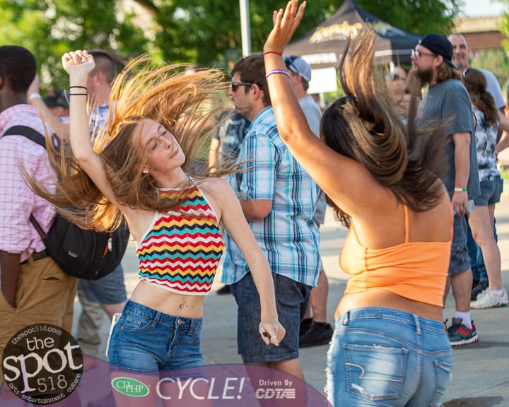 SPOTTED: Rockin' on The River with Bruiser & Bicycle, Hasty Page and The Hotelier