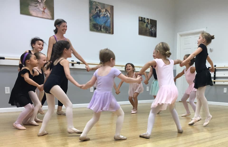 Inspirational Movement Dance wants to help students learn and express themselves