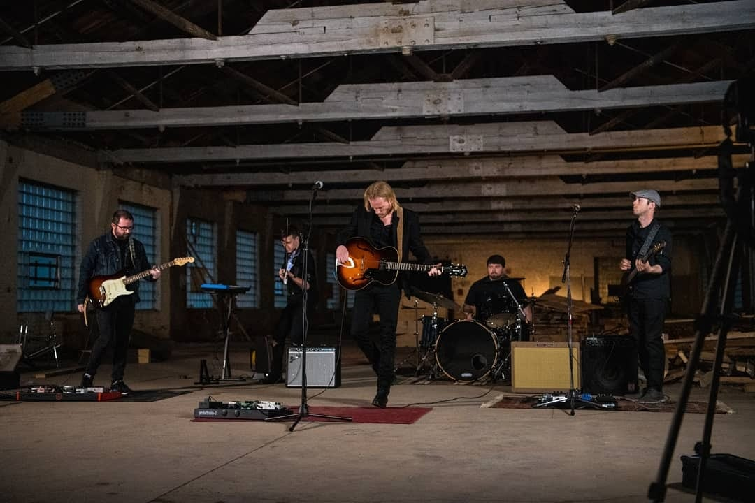 C.K. and The Rising Tide set to release second album 'Perfect Stranger'