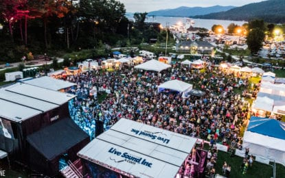 RECENTLY ANNOUNCED: Jamming at Lake George