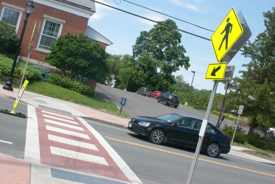 Motorists, cyclists, pedestrians — all need  to learn how to properly use crosswalks