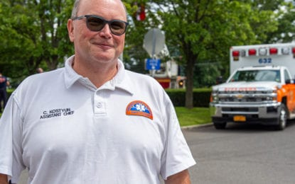 Program would allow Colonie EMS to get paid for home care