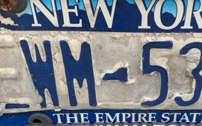 Mandatory new license plate will cost $25; state holds contest to pick design