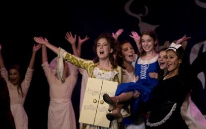 Local 'Beauty and the Beast' production soars in Cohoes Music Hall