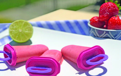 LET'S COOK: Hot days, cool treats