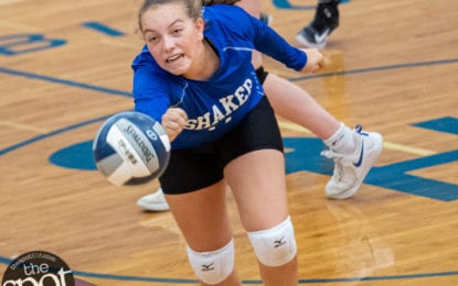 SPOTTED: Shaker girls volleyball bests Colonie