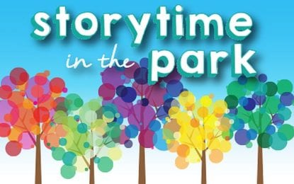 Storytime in the Park