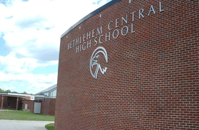 Spotlight News – Bethlehem Central students' data breached