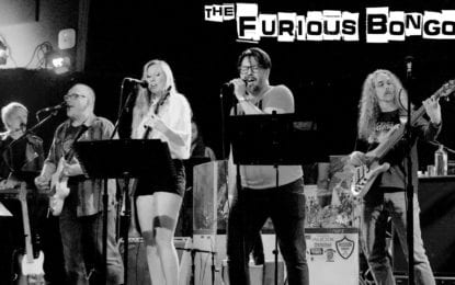 The Furious Bongos Play the Music of Frank Zappa