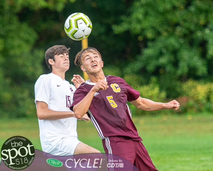 SPOTTED: Colonie drops one at home to Burnt Hills