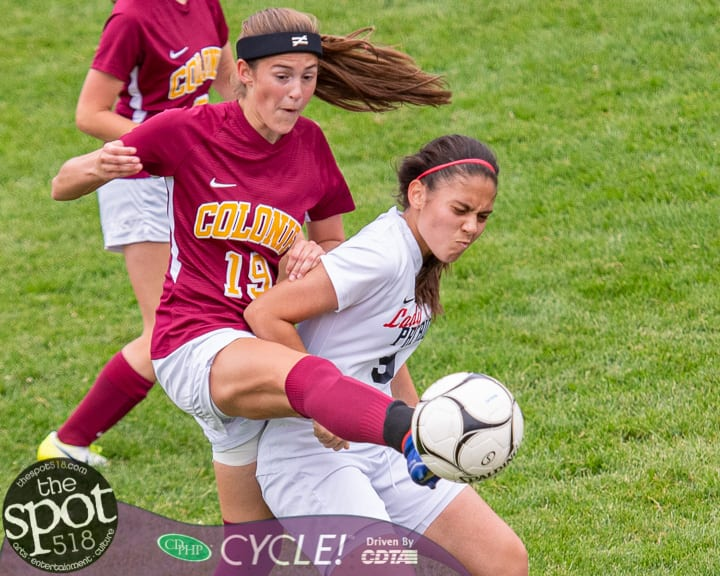 SPOTTED: Colonie rolls over Schenectady 8-0