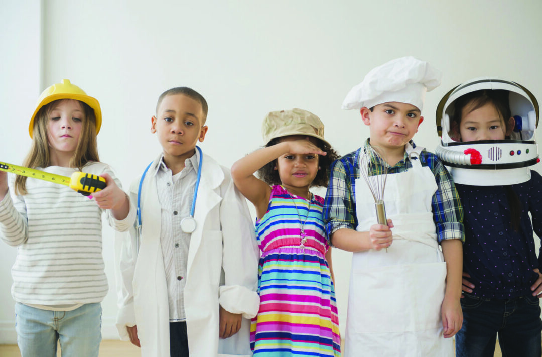 PARENT PAGES: Go green this Halloween