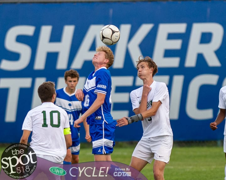 SPOTTED: Shaker and Shen play to a 1-1 tie