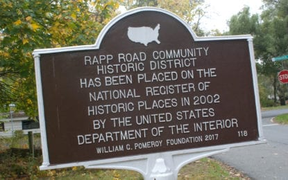 DISCOVER GUILDERLAND: Take a walk down Rapp Road