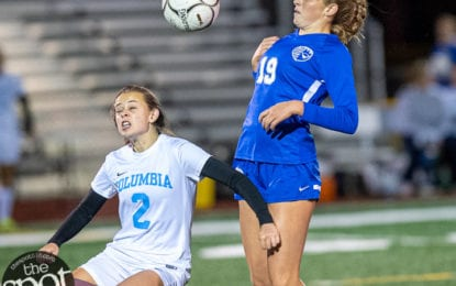 SPOTTED: Shaker and Columbia play to a 0-0 tie
