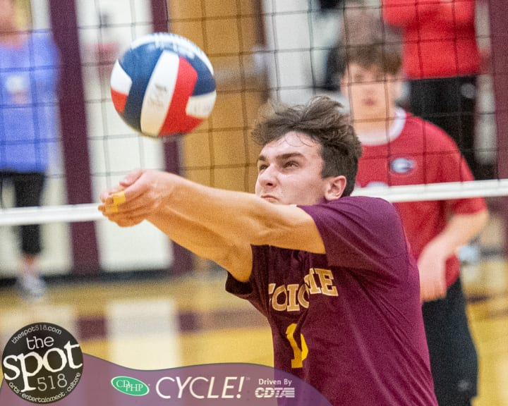 SPOTTED: Colonie volleyball defeats Guilderland in three sets