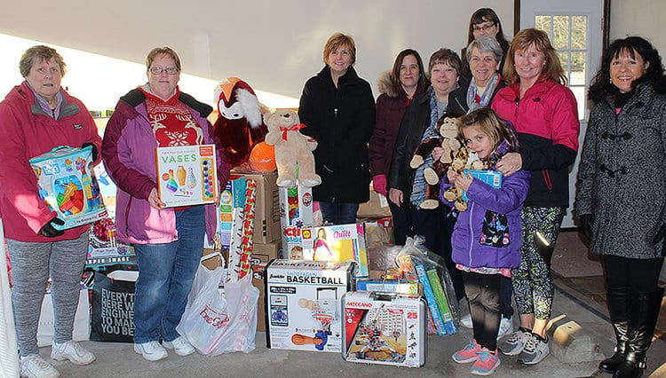 Annual Guilderland school district's toy drive returns for those in need