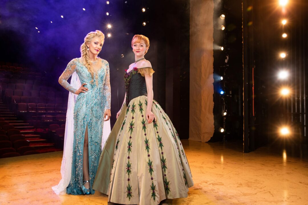 Review: 'Frozen' musical dazzles audiences at Proctors