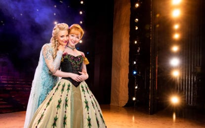 'Frozen' techs at Proctors for a two-week run, familiar storyline breaks stereotypes