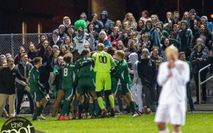 SPOTTED: Bethlehem boys fall to Shen in Class AA finals