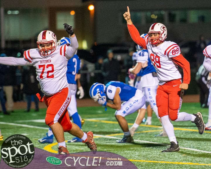 Guilderland upsets Shaker; will play Shen in the Class AA Super Bowl (with photo gallery)