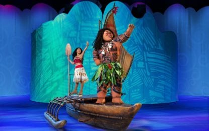 Disney on Ice inspires more than just audiences to pursue their passion